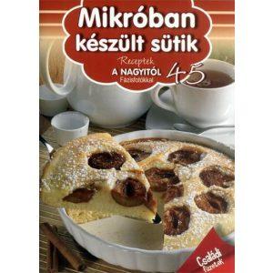 Receptek a Nagyitól 45. - Mikróban készült sütik
