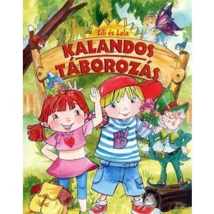 Lili és Lala - Kalandos táborozás