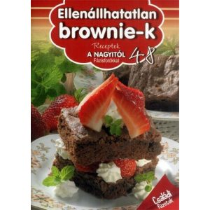 Receptek a Nagyitól 48. - Ellenállhatatlan brownie-k