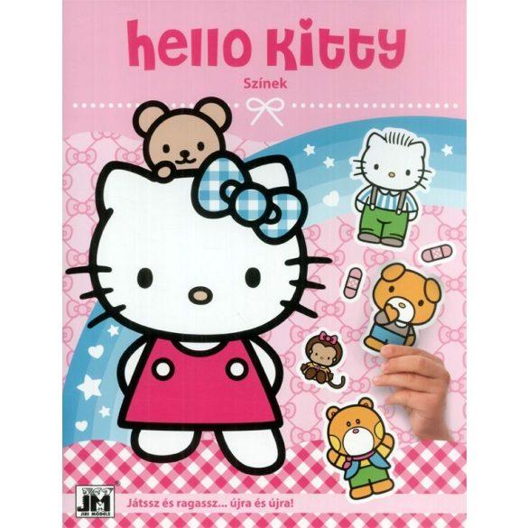 Hello Kitty - Színek