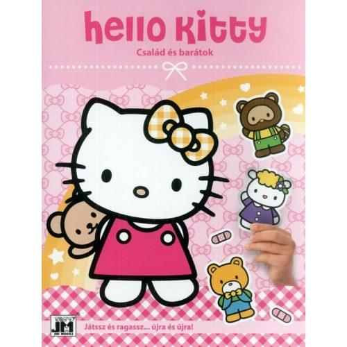 Hello Kitty - Család és barátok
