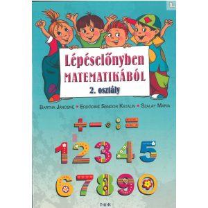 Lépéselőnyben matematikából 2. o. 1. rész