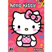 Disney : Hello Kitty kifestő