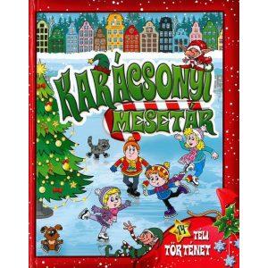 Karácsonyi mesetár