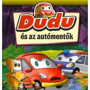 Dudu és az autómentők   - kartonkönyv gyerekeknek