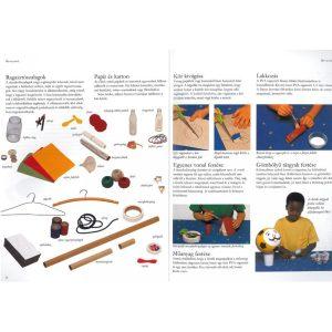 Játékos barkácskönyv