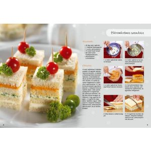 Receptek a nagyitól 55.- Vendégváró szendvicskrémek
