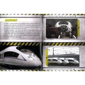 Szuper vonatok