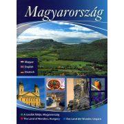 Magyarország (3 nyelvű)