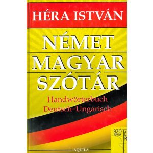 Szótár: Német - Magyar