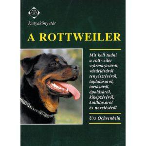 A rottweiler