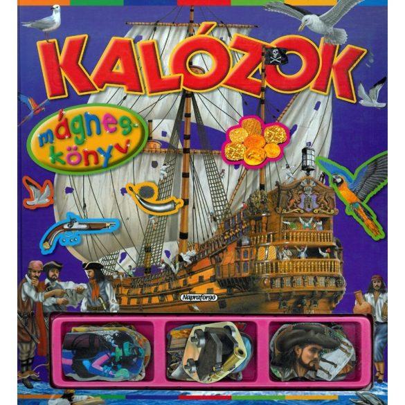 Kalózok - mágneskönyv
