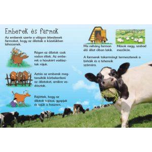 Kis könyvtár - Farmon élő állatok