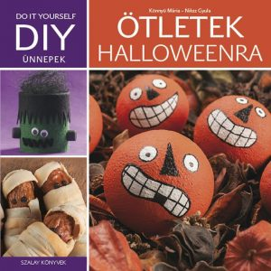 DIY: Ötletek Halloweenra