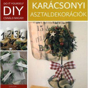 DIY: Karácsonyi asztaldekorációk