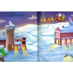 Télvidító karácsonyi matricák