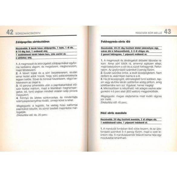 Sörszakácskönyv