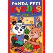 Panda Peti óvodás