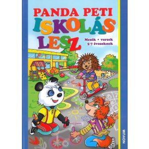 Panda Peti iskolás lesz