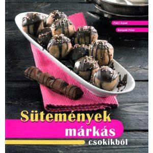 Sütemények márkás csokikból