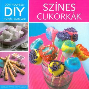 DIY: Színes cukorkák