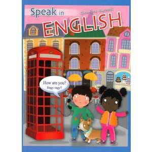 Speak in English