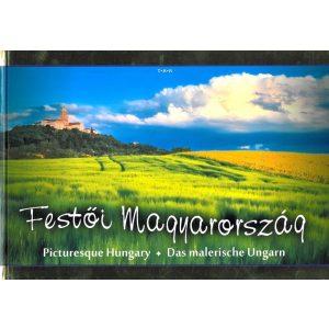 Festői Magyarország , szállítási sérült utolsó darabok