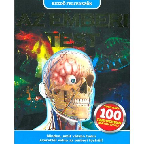 Kezdő felfedezők - Az emberi test