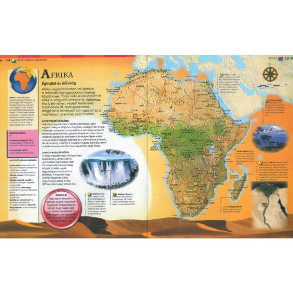 Kezdő felfedezők - Első képes atlaszom
