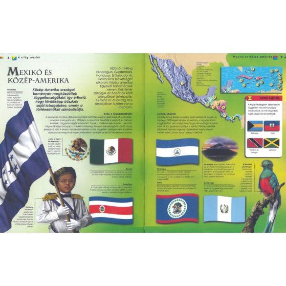 Kezdő felfedezők - A világ zászlói