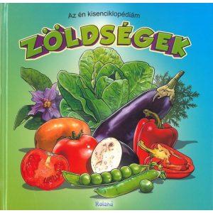 Az én kisenciklopédiám - Zöldségek