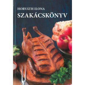 Horváth Ilona szakácskönyv (kék,kemény)