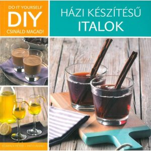 DIY: Házi készítésű italok