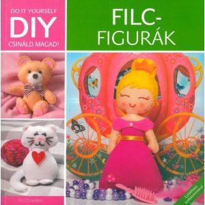 DIY: Filcfigurák
