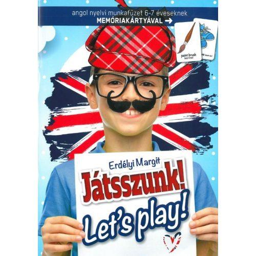 Let's play! 2. (6-7 éveseknek)