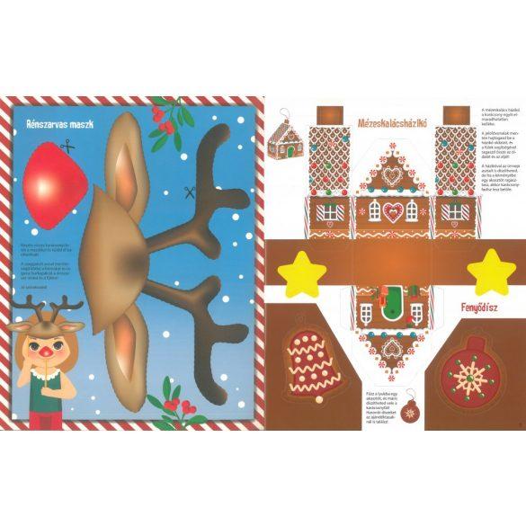 Mikulás karácsonyi kelléktára