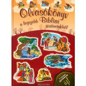 Olvasókönyv a legszebb Bibliai történetekből