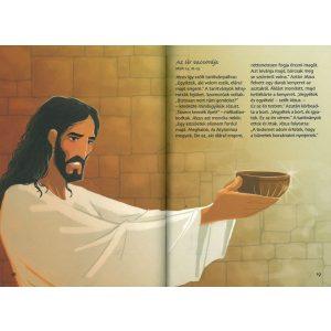 Az utolsó vacsora -  Biblia sorozat gyerekek