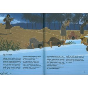A bírák  -  Biblia sorozat gyerekek