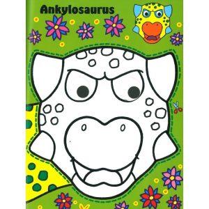 Álarcok - Dinoszauruszok