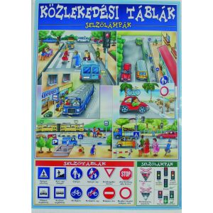 Szemléltető: Közlekedési táblák