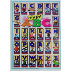 Szemléltető: Angol ABC