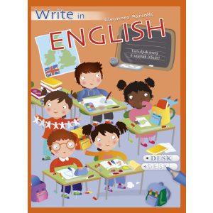 Write in English