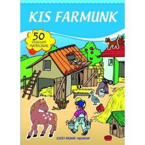 Kis farmunk - matricás füzet