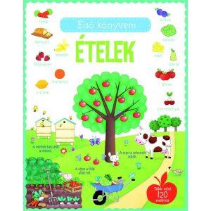 Első könyvem: Ételek