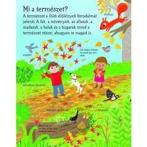 Első könyvem: Természet