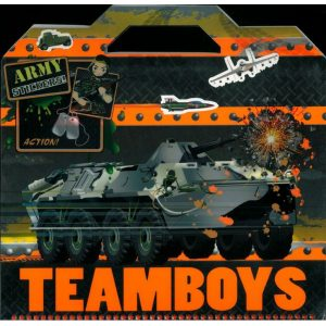 Teamboys Stickers-Army