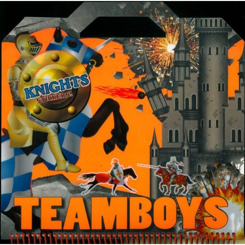 Teamboys Stickers - Kinghts