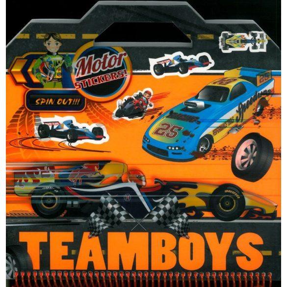 Teamboys Stickers -Motor