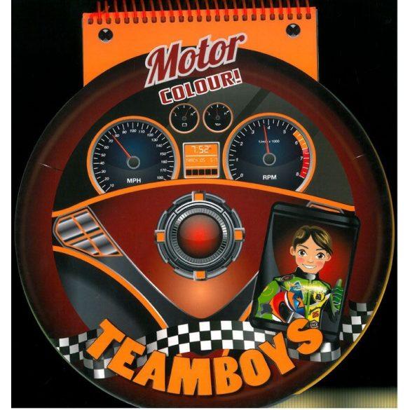 Teamboys Motor Colour